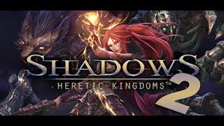 Shadows Heretic Kingdoms [#2/6] - Zamknięta brama ? [HD] [60FPS]