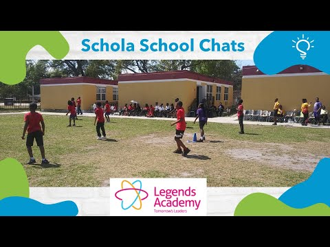 Schola Visits Legends Academy Charter In Orlando!
