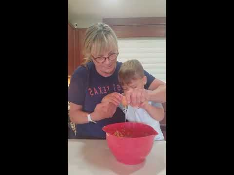 Cooking with Cade: Special Guest Nana!