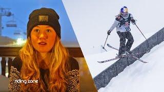 Tess Ledeux, le futur du ski français - #RidingZone