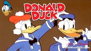 DONALD DUCK: The Spirit of '43 (DISNEY Cartoons for Children HD 1080)