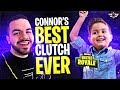 CONNOR AND COURAGE RETURN! CONNOR'S BEST CLUTCH EV