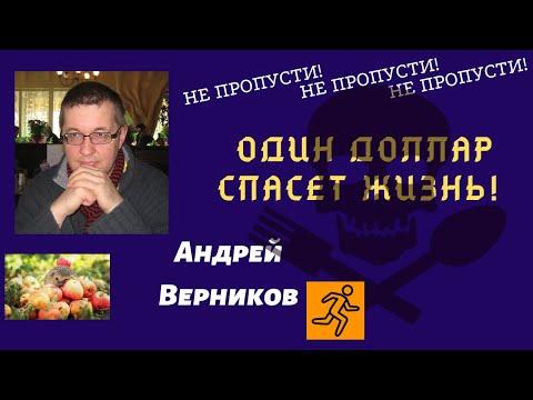 Андрей Верников  - один доллар спасет жизнь