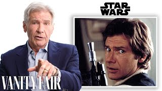 Harrison Ford Breaks Down His Career, from 'Star Wars' to 'Indiana Jones' | Vanity Fair
