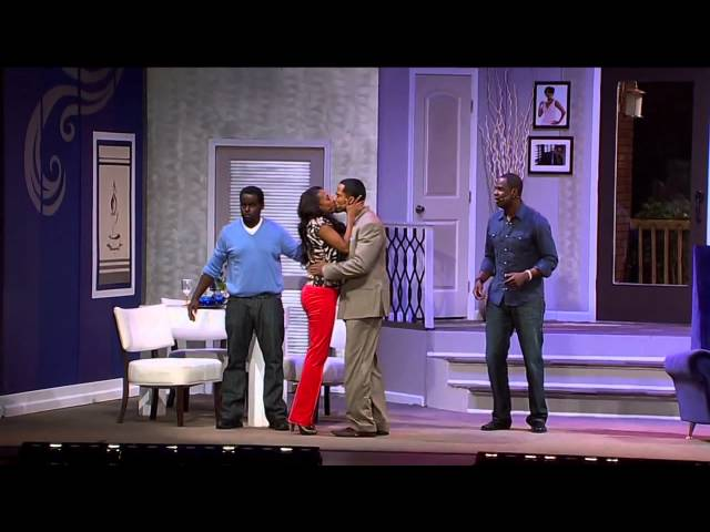 Cheaper to Keep Her - Stage Play - Now on DVD