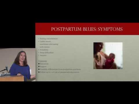 Updates On Postpartum Anxiety And Depression - Stanford Children's Health