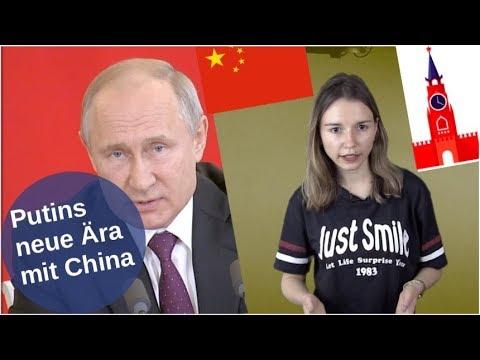 Putins neue Ära mit China