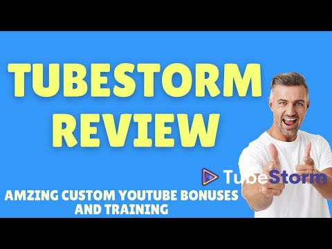 TubeStorm Review - Automate Your YouTube Channel Growth thumbnail