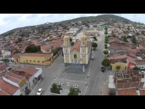 """Vista aérea da cidade de São José do Campestre/RN"""" - YouTube"""