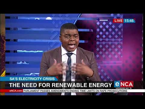 Discussion | The need for renewable energy