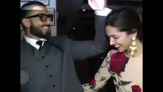 Ранвир Сингх и Дипика Падукон  любимая пара болливуда♥