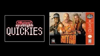 Spotlight Quickies - WCW Nitro (Nintendo 64)