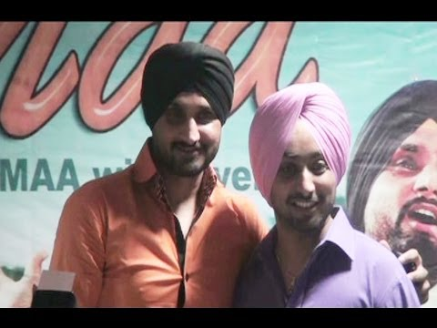 "Music Launch Of Harbhajan Singh Of His Album ""Meri Maa"""