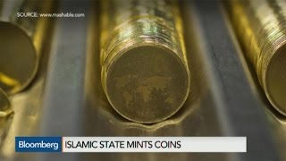 Photos: Islamic State Mints Coins