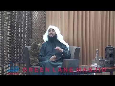Enough is Enough - Shaykh Sajid Ahmed Umar