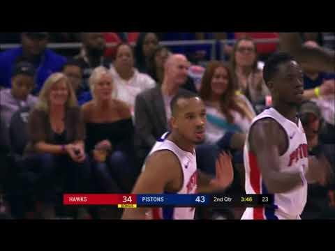 Detroit Pistons vs Atlanta Hawks Full Game Highlights