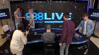€110,000 for 1st | FINAL DAY €1,100 Main Event - 888poker LIVE Barcelona