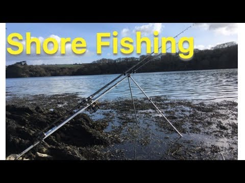 Shore Fishing For Beginners - Flounder Fishing From The Shore