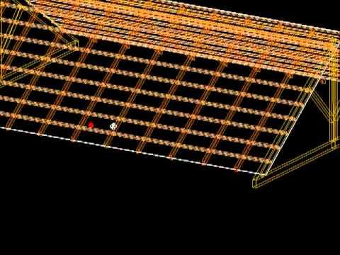 Arkitool plus estructuras de madera para cubiertas - Estructuras de madera para tejados ...