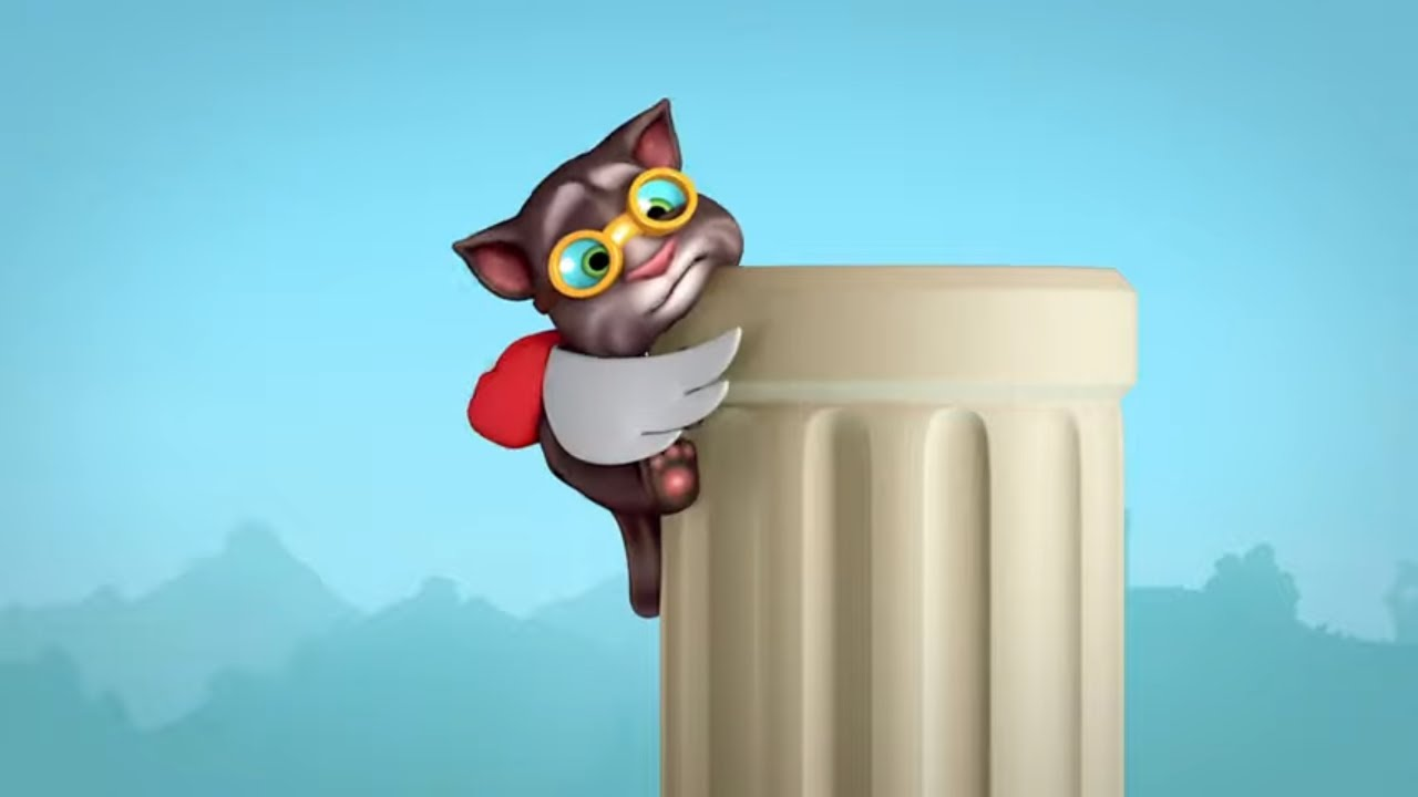 My talking tom ep 8 flappy tom youtube - My talking tom pictures ...