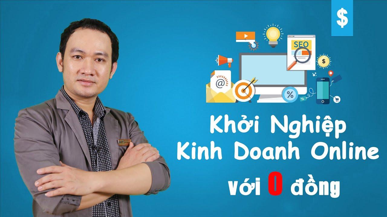 kinh doanh online o đồng