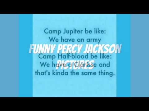 Funny Percy Jackson pictures