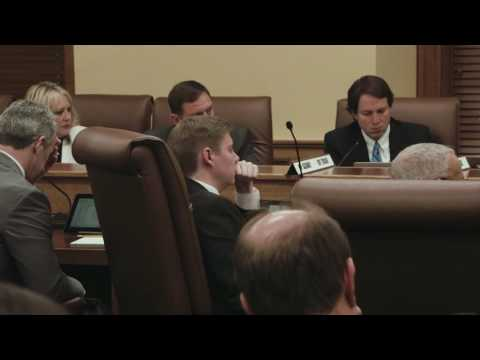 Debate on Sharia law bill in Arkansas House Judiciary Committee