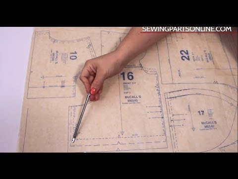 Beginner's Guide to Sewing (Episode 3): Introduction to Patterns, Fabric & Notions