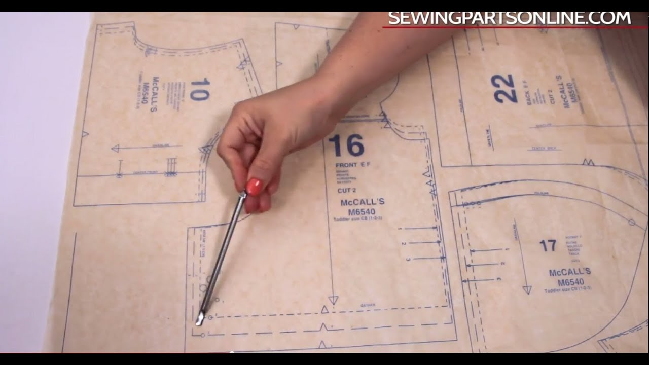 Beginner\'s Guide to Sewing (Episode 3): Introduction to Patterns ...