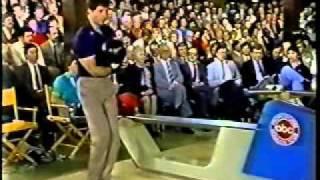 1984 Angle Open - Match 1 - Nelson Burton Jr. vs. Paul Gibson