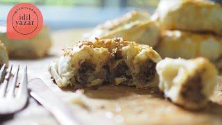 Gül Böreği Tarifi (Dışı Çıtır Çıtır İçi Yumuşacık)   Yemek Tarifleri