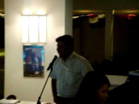 Sreekanth's karaoke at phuket