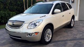 2010 Buick Enclave CXL  for sale by  Auto Europa Naples (239) 649-7300 / MercedesExpert.com