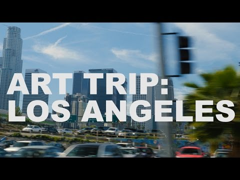 Art Trip: Los Angeles | The Art Assignment | PBS Digital Studios