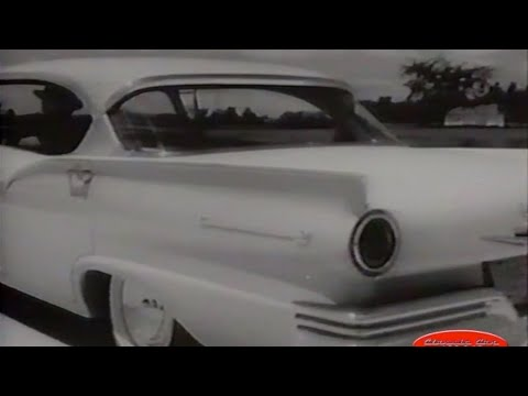 More Classic Car Commercials From the 50's & 60's