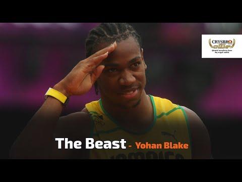 ධාවනපථයට අරක්ගත් යක්ෂයාගේ කථාව - Yohan Blake