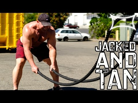How Is Mark Bell Getting So Shredded?! (Conditioning Workout Included)