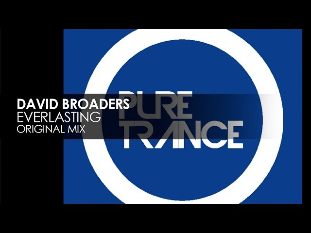 David Broaders - Everlasting