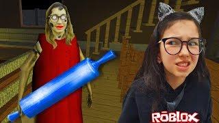 Roblox - MENINA GRANNY DO VESTIDO VERMELHO (Granny) | Luluca Games