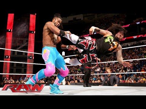 The Usos vs. Big E & Kofi Kingston: Raw,...