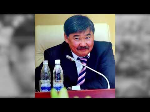 10 лет со дня смерти экс-руководителя администрации президента М.Садыркулова