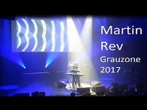 Martin Rev Live (Pt. 1) @ Grauzone Den Haag – Netherlands 2017