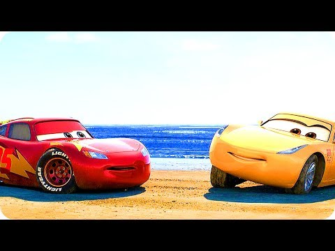"CARS 3 ""Lewis Hamilton"" Trailer (2017) Disney Pixar Animated Movie HD"