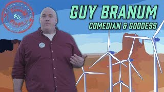 Test Driving Electric Cars In Las Vegas with Guy Branum   The New American Road Trip (Episode 2)