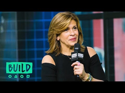 "Hoda Kotb Speaks On Her Book, ""I've Loved You Since Forever"""
