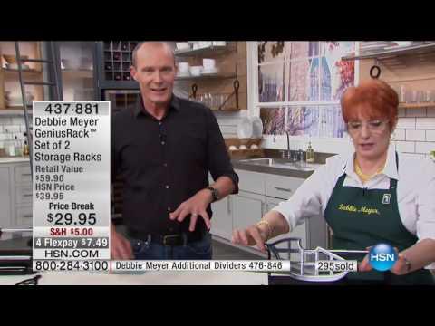 HSN | Kitchen Innovations featuring Debbie Meyer 09.02.2016 - 10 AM