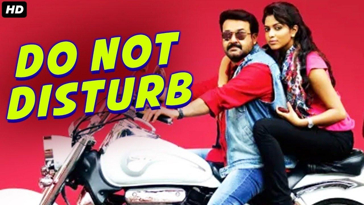 Mohanlal's DO NOT DISTURB Full Movie Hindi Dubbed | Amala Paul Movie In Hindi Dubbed | South Movie