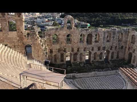 Theatre of Dionysus - Unesco World Heritage