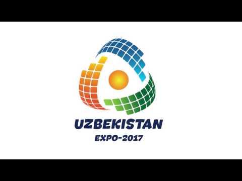 Expo-2017 Astana. Clean energy potential of Uzbekistan. Uzbekistan pavilion.