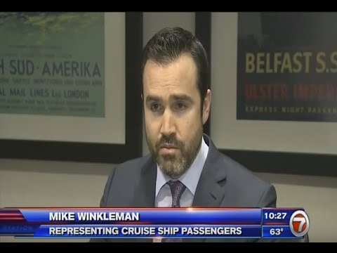 Fox News Anthem of the Seas Class Action Lawsuit: Maritime Lawyer, Michael  Winkleman